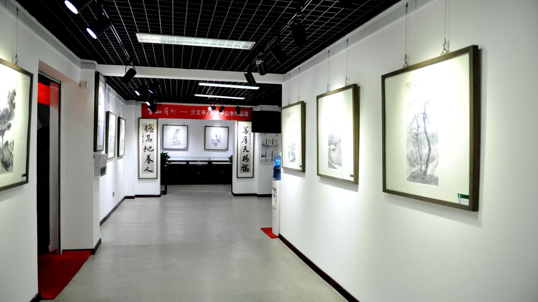 丹凤朝阳美术馆展览二厅